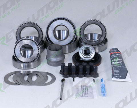 Toyota 9 Inch IFS Master Overhaul Kit Revolution Gear