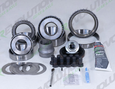 Toyota 8.2 Inch W/o Factory locker Master Overhaul Kit Revolution Gear