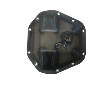 Heavy Duty Ford 10.25 Inch Differential Covers 3/8 Inch Thick Steel Rings And 1/4 Inch Thick Formed Steel Bare Revolution Gear