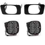 Super Duty Fog Lights SAE Fog Pocket Kit 17-18 Super Duty 15-18 F-150 Baja Designs