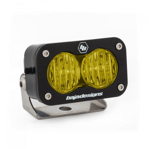 LED Light Wide Cornering Pattern Amber S2 Pro Baja Designs