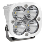 LED Light Pod White Clear Lens Work/Scene Pattern Squadron Pro Baja Designs