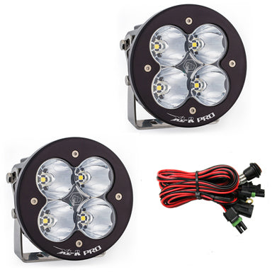 LED Light Pods High Speed Spot Pattern Pair XL R Pro Series Baja Designs