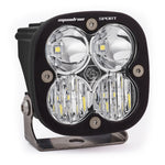 LED Light Pod Wide Cornering Pattern Clear Black Squadron Sport Baja Designs