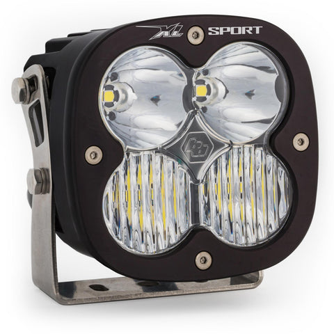 LED Light Pods Clear Lens Spot XL Sport Driving/Combo Baja Designs