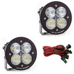 LED Light Pods Driving Combo Pattern Pair XL R Sport Series Baja Designs