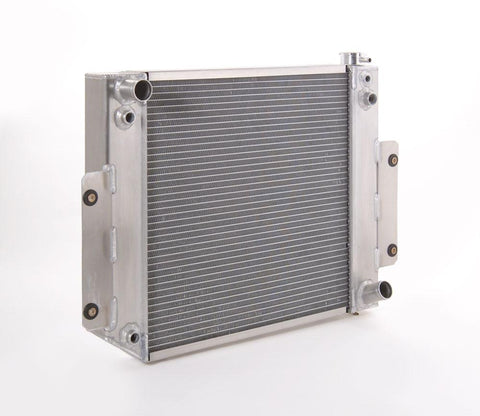70-86 Jeep CJ/Scrambler Radiator for Jeep w/Std Trans Direct-Fit Natural Finish Be Cool Radiator