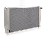 Downflow Radiator Direct-Fit Natural Finish for 04-08 Ford F150 Pickup w/Std Trans Be Cool Radiator
