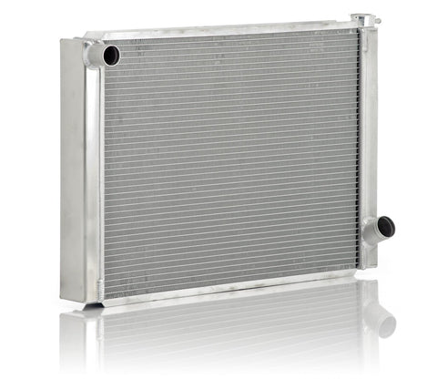 Radiator Direct-Fit Natural Finish for 94-04 Chevrolet S10 Pickup/S10 Blazer LT-1 w/Std Trans Be Cool Radiator