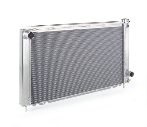 Radiator Direct-Fit Polished Finish for 94-04 Chevrolet S10 Pickup/S10 Blazer 94-04 GMC S15 Pickup/S15 Jimmy LT-1 w/Std Trans Be Cool Radiator