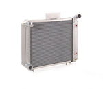 Radiator Direct-Fit Natural Finish for 84-94 Bronco 91-94 Explorer 82-94 Ford Ranger w/Auto Trans Be Cool Radiator