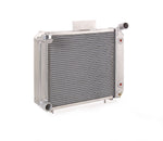 Radiator Direct-Fit Polished Finish for 84-94 Bronco 91-94 Explorer 82-94 Ford Ranger w/Auto Trans Be Cool Radiator