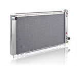 Radiator Direct-Fit Polished Finish for 94-04 Chevrolet S10 Pickup/S10 Blazer 94-04 GMC S15 Pickup/S15 Jimmy LT-1 w/Auto Trans Be Cool Radiator