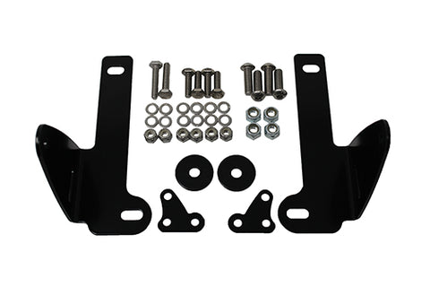 Raptor 20 Inch LIght Bar Mount Kit 10-16 Raptor Baja Designs