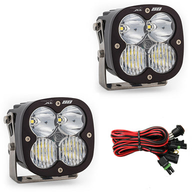 LED Light Pods Driving Combo Pattern Pair XL80 Series Baja Designs