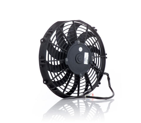 10 Inch Electric Puller Fan Euro Black Thin Line Be Cool Radiator