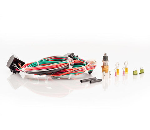Wiring Harness Kit for Dual Electric Fans Be Cool Radiator