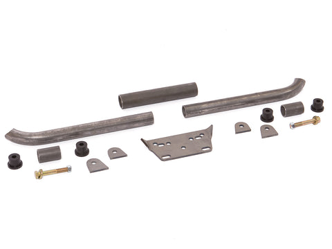 Jeep Transmission Crossmember Kit Universal Steel Bare GenRight