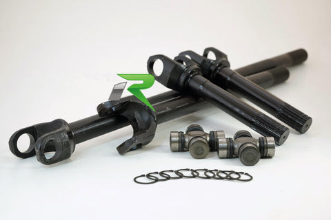 Discovery Series Chevy Dana 60 4340 Chromoly Front Axle Kit Revolution Gear