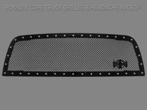Royalty Core Dodge Ram 2500/3500 Main Grille Gloss Black