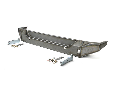 Jeep Bumper 07-Pres Wrangler JK, JKU Rear Steel Bare GenRight