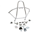 Jeep Rear Tire Carrier Swing Down Boulder Series 76-86 Jeep CJ-7 Aluminum Bare Kit GenRight