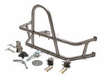 Jeep Rear Tire Carrier Swing Out 97-06 Wrangler TJ, LJ Steel Bare Kit GenRight