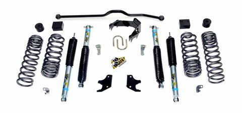 "LHD 2.5"" 2dr DualSport Suspension - XT"