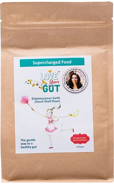SUPERCHARGED FOOD HEAL YOUR GUT POWDER DIATOMACEOUS EARTH 250G