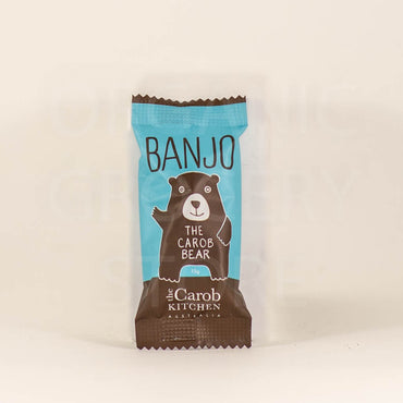 THE CAROB KITCHEN BANJO BEAR 15G