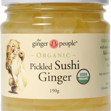THE GINGER PEOPLE PICKLE190G