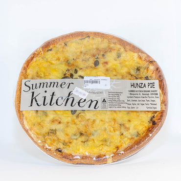 SUMMER KITCHEN HUNZA PIE FAMILY SIZE