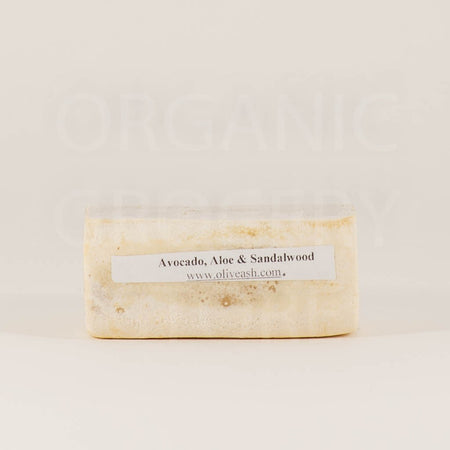OLIVE&ASH SOAP SANDLEWOOD LOOSE