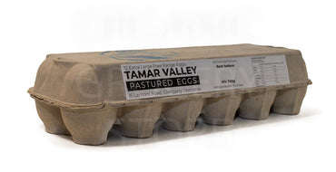 TAMAR VALLEY PASTURED EGGS X LARGE 700G