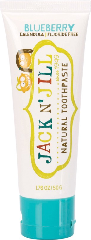 JACK N' JILL TOOTHPASTE BLUEBERRY 50G