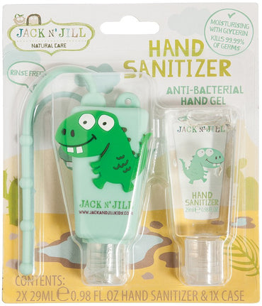 JACK N' JILL HAND SANITIZER DINO 29ML
