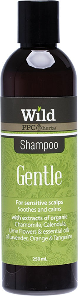 WILD SHAMPOO GENTLE 250ML