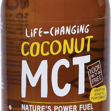 NIULIFE COCONUT MCT OIL 500ML
