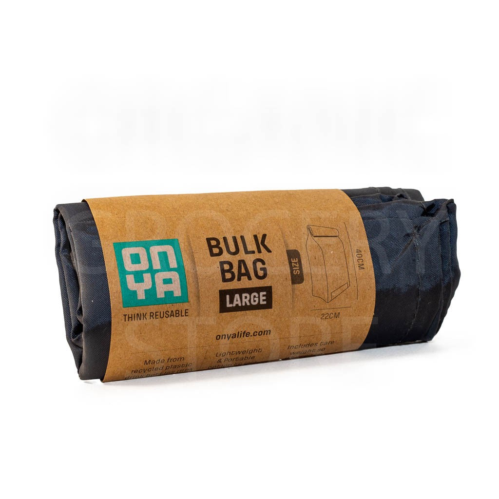ONYA BULK BAG LARGE CHARCOAL