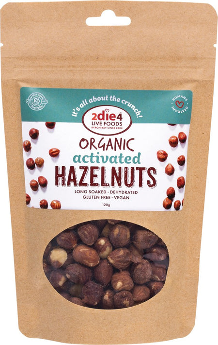 2DIE4 ACTIVATED HAZELNUTS