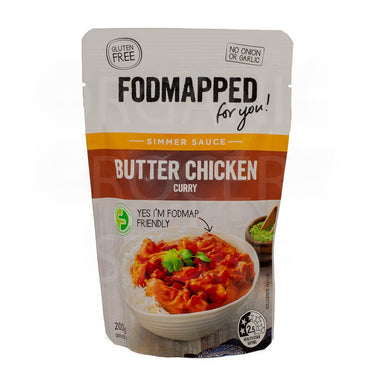 FODMAPPED BUTTER CHICKEN CURRY