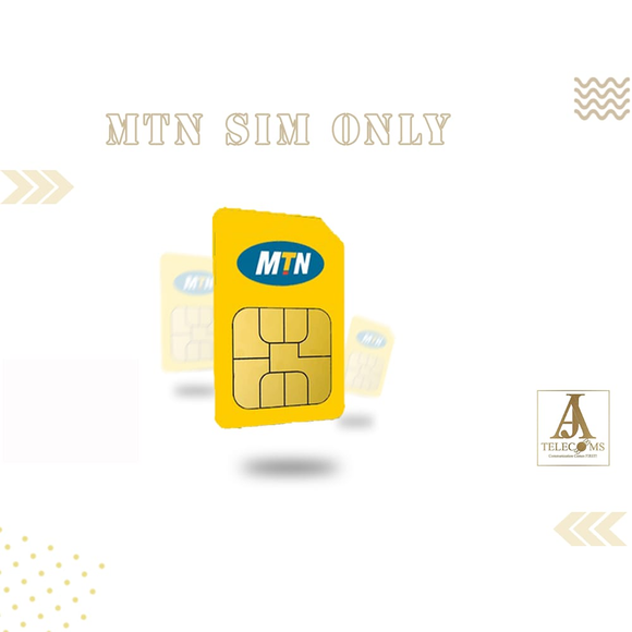 MTN Sim Only From R279