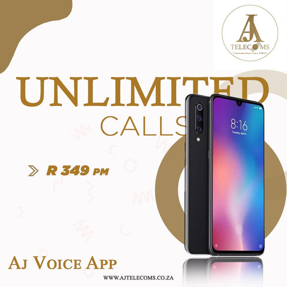Aj Mobile (Unlimited Calls)