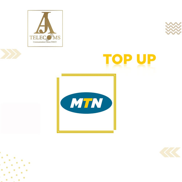 MTN Data (Top Up)