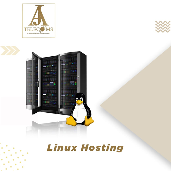 Linux Hosting From R50