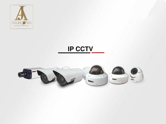 Aj Security & Surveillance (IP CCTV) From R6,799