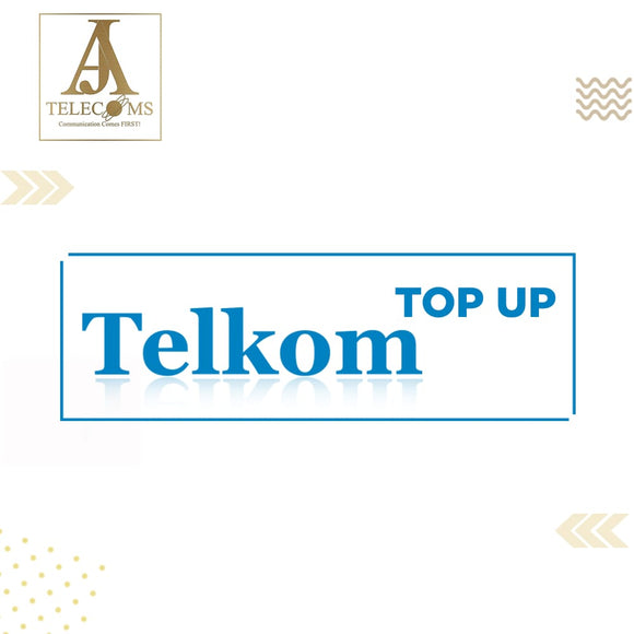 Telkom Data (Top Up)