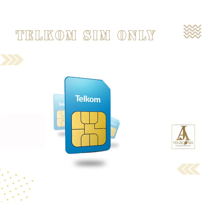 20GB + 20GB Telkom Fixed LTE (Sim Only)