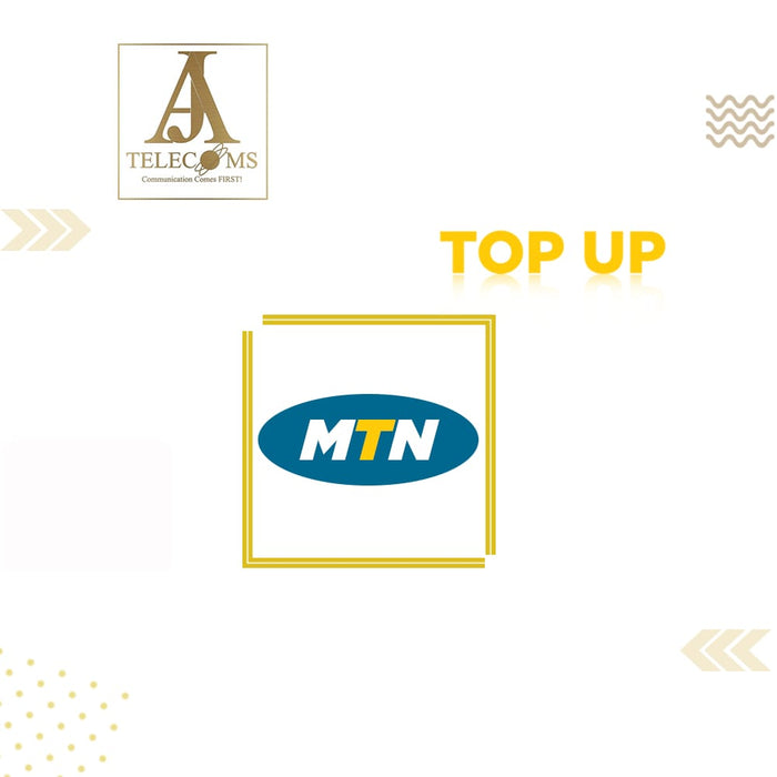 MTN 10GB (Top Up)