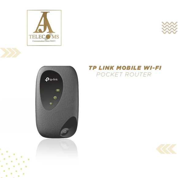 Tp Link Mobile Wi-Fi Pocket Router